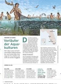 Titelbild der Ausgabe 6/2020 von INDIGENE IN FLORIDA: Vorläufer der Aquakulturen. Zeitschriften als Abo oder epaper bei United Kiosk online kaufen.