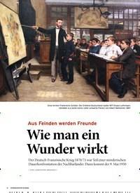 Titelbild der Ausgabe 6/2020 von Aus Feinden werden Freunde: Wie man ein Wunder wirkt. Zeitschriften als Abo oder epaper bei United Kiosk online kaufen.
