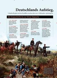 Titelbild der Ausgabe 6/2020 von ZEITTAFEL: Deutschlands Aufstieg, Frankreichs Untergang. Zeitschriften als Abo oder epaper bei United Kiosk online kaufen.