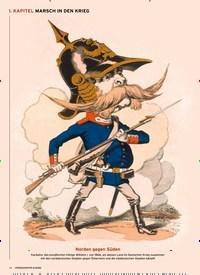 Titelbild der Ausgabe 6/2020 von Einigungskriege: Preußen lässt die Waffen sprechen. Zeitschriften als Abo oder epaper bei United Kiosk online kaufen.