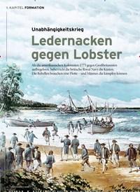 Titelbild der Ausgabe 7/2020 von 1. KAPITEL FORMATION: Unabhängigkeitskrieg: Ledernacken gegen Lobster. Zeitschriften als Abo oder epaper bei United Kiosk online kaufen.