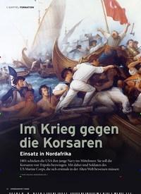 Titelbild der Ausgabe 7/2020 von 1. KAPITEL FORMATION: Im Krieg gegen die Korsaren: Einsatz in Nordafrika. Zeitschriften als Abo oder epaper bei United Kiosk online kaufen.