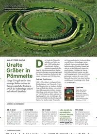 Titelbild der Ausgabe 11/2020 von FORUM & CHRONIK: AUNJETITZER KULTUR: Uralte Gräber in Pömmelte. Zeitschriften als Abo oder epaper bei United Kiosk online kaufen.