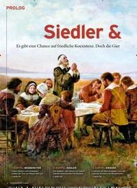 Titelbild der Ausgabe 11/2020 von PROLOG: Siedler & Indianer. Zeitschriften als Abo oder epaper bei United Kiosk online kaufen.