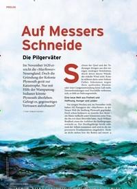 Titelbild der Ausgabe 11/2020 von PROLOG: Auf Messers Schneide. Zeitschriften als Abo oder epaper bei United Kiosk online kaufen.