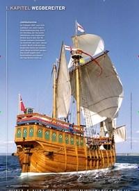 Titelbild der Ausgabe 11/2020 von 1. KAPITEL WEGBEREITER: John Cabot: Wettlauf über den Atlantik. Zeitschriften als Abo oder epaper bei United Kiosk online kaufen.