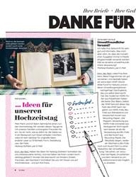 Titelbild der Ausgabe 10/2019 von DANKE FUR IHRE POST. Zeitschriften als Abo oder epaper bei United Kiosk online kaufen.