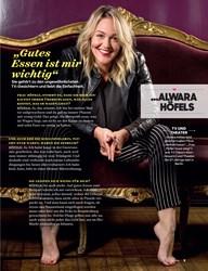 """Titelbild der Ausgabe 10/2019 von """"Gutes Essen ist mir wichtig"""". Zeitschriften als Abo oder epaper bei United Kiosk online kaufen."""