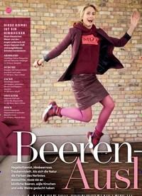 Titelbild der Ausgabe 11/2019 von Beeren-Auslese. Zeitschriften als Abo oder epaper bei United Kiosk online kaufen.