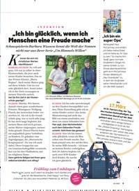 """Titelbild der Ausgabe 3/2020 von INTERVIEW """"Ich bin glücklich, wenn ich Menschen eine Freude mache"""". Zeitschriften als Abo oder epaper bei United Kiosk online kaufen."""
