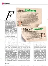 Titelbild der Ausgabe 3/2020 von UNSER LEBEN. Zeitschriften als Abo oder epaper bei United Kiosk online kaufen.