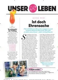 Titelbild der Ausgabe 5/2020 von GUTES TUN?: Ist doch Ehrensache. Zeitschriften als Abo oder epaper bei United Kiosk online kaufen.