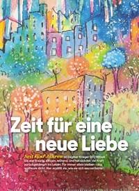 Titelbild der Ausgabe 6/2021 von Zeit für eine neue Liebe. Zeitschriften als Abo oder epaper bei United Kiosk online kaufen.