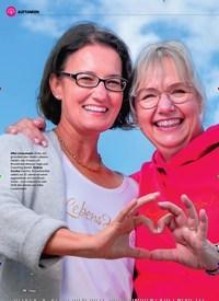 Titelbild der Ausgabe 5/2020 von Du reißt mich immer wieder mit. Zeitschriften als Abo oder epaper bei United Kiosk online kaufen.