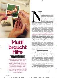 Titelbild der Ausgabe 5/2020 von Mutti braucht Hilfe. Zeitschriften als Abo oder epaper bei United Kiosk online kaufen.