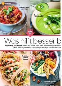 Titelbild der Ausgabe 5/2020 von Was hilft besser beim Abnehmen?. Zeitschriften als Abo oder epaper bei United Kiosk online kaufen.