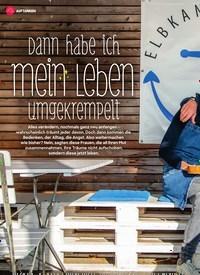 Titelbild der Ausgabe 1/2021 von Dann habe ich mein Leben umgekrempelt. Zeitschriften als Abo oder epaper bei United Kiosk online kaufen.