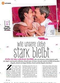 Titelbild der Ausgabe 3/2020 von [12] Erfolgs- Regeln für die Liebe: Wie unsere Liebe stark bleibt. Zeitschriften als Abo oder epaper bei United Kiosk online kaufen.