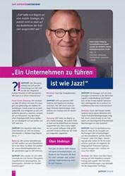 """Titelbild der Ausgabe 9/2019 von """"Ein Unternehmen zu führen: ist wie Jazz!"""". Zeitschriften als Abo oder epaper bei United Kiosk online kaufen."""