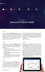 Titelbild der Ausgabe 10/2019 von NEUE PRODUKTE: Neues aus der Welt der Technik. Zeitschriften als Abo oder epaper bei United Kiosk online kaufen.