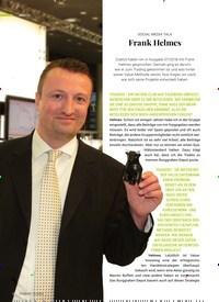 Titelbild der Ausgabe 3/2020 von SOCIAL MEDIA TALK: Frank Helmes. Zeitschriften als Abo oder epaper bei United Kiosk online kaufen.