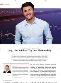 Titelbild der Ausgabe 3/2020 von NACHHALTIG POSITIVE PERFORMANCE: Angstfrei auf dem Weg zum Börsenerfolg. Zeitschriften als Abo oder epaper bei United Kiosk online kaufen.
