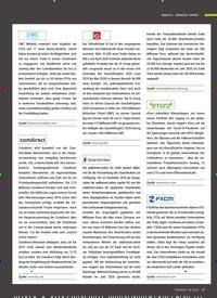 Titelbild der Ausgabe 6/2020 von INSIGHTS – BROKERS' CORNER. Zeitschriften als Abo oder epaper bei United Kiosk online kaufen.