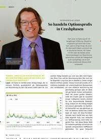 Titelbild der Ausgabe 7/2020 von INTERVIEW OLAF LIESER: So handeln Optionsprofis in Crashphasen. Zeitschriften als Abo oder epaper bei United Kiosk online kaufen.