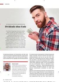Titelbild der Ausgabe 7/2020 von SETZEN SIE AUF ECHTE ARISTOKRATEN!: Dividende ohne Ende. Zeitschriften als Abo oder epaper bei United Kiosk online kaufen.