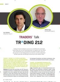 Titelbild der Ausgabe 8/2020 von TRADERS´ Talk TR^DING 212. Zeitschriften als Abo oder epaper bei United Kiosk online kaufen.