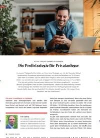 Titelbild der Ausgabe 9/2020 von KLUGETRADER SAMMELN PRÄMIEN: Die Profistrategie für Privatanleger. Zeitschriften als Abo oder epaper bei United Kiosk online kaufen.