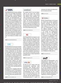 Titelbild der Ausgabe 10/2020 von INSIGHTS - BROKERS' CORNER. Zeitschriften als Abo oder epaper bei United Kiosk online kaufen.