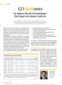 Titelbild der Ausgabe 10/2020 von Guidants. Zeitschriften als Abo oder epaper bei United Kiosk online kaufen.