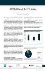 Titelbild der Ausgabe 4/2021 von DAX bleibt Favorit der CFD-Anleger. Zeitschriften als Abo oder epaper bei United Kiosk online kaufen.