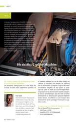 Titelbild der Ausgabe 4/2021 von TEIL 3: WELCHE HARDWARE BRAUCHEN SIE?: Die richtige Trading-Maschine. Zeitschriften als Abo oder epaper bei United Kiosk online kaufen.