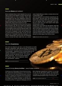 Titelbild der Ausgabe 6/2021 von INSIGHTS - NEWS: Kann man Bitcoin noch verbieten?. Zeitschriften als Abo oder epaper bei United Kiosk online kaufen.