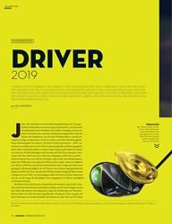 Titelbild der Ausgabe 1/2019 von KAUFBERATUNG |DRIVER: 2019. Zeitschriften als Abo oder epaper bei United Kiosk online kaufen.