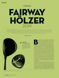 Titelbild der Ausgabe 1/2019 von KAUFBERATUNG: FAIRWAY HÖLZER 2019. Zeitschriften als Abo oder epaper bei United Kiosk online kaufen.