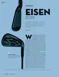 Titelbild der Ausgabe 1/2019 von KAUFBERATUNG: EISEN 2019. Zeitschriften als Abo oder epaper bei United Kiosk online kaufen.