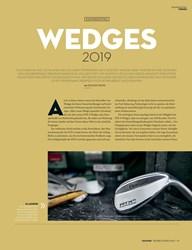 Titelbild der Ausgabe 1/2019 von KAUFBERATUNG: WEDGES 2019. Zeitschriften als Abo oder epaper bei United Kiosk online kaufen.
