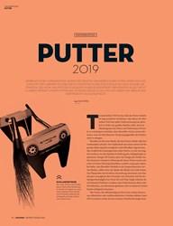 Titelbild der Ausgabe 1/2019 von KAUFBERATUNG: PUTTER 2019. Zeitschriften als Abo oder epaper bei United Kiosk online kaufen.
