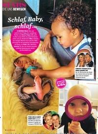 Titelbild der Ausgabe 24/2018 von STARS: DIE UNS BEWEGEN: BABYS der Woche: Schlaf, Baby, schlaf …. Zeitschriften als Abo oder epaper bei United Kiosk online kaufen.