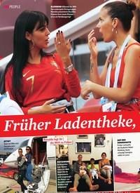 Titelbild der Ausgabe 27/2018 von Früher Ladentheke, heute Luxus-Leben. Zeitschriften als Abo oder epaper bei United Kiosk online kaufen.