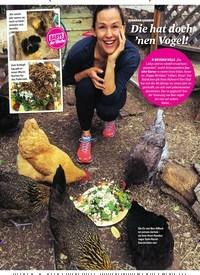 Titelbild der Ausgabe 29/2018 von JENNIFER GARNER: Die hat doch 'nen Vogel!. Zeitschriften als Abo oder epaper bei United Kiosk online kaufen.