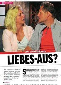 Titelbild der Ausgabe 30/2018 von COVERSTORY: JENS & DANNI BÜCHNER: LIEBES-AUS?. Zeitschriften als Abo oder epaper bei United Kiosk online kaufen.