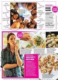 Titelbild der Ausgabe 33/2018 von LUNCH der Woche: HIER GEHT'S HEISS HER!. Zeitschriften als Abo oder epaper bei United Kiosk online kaufen.