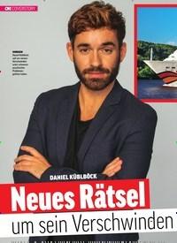 Titelbild der Ausgabe 46/2018 von COVERSTORY: Neues Rätsel um sein Verschwinden. Zeitschriften als Abo oder epaper bei United Kiosk online kaufen.