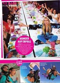 Titelbild der Ausgabe 47/2018 von DIE UNS BEWEGEN: HUNGER AUF ERFOLG. Zeitschriften als Abo oder epaper bei United Kiosk online kaufen.