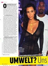 Titelbild der Ausgabe 50/2018 von KIM KARDASHIAN & KANYE WEST: UMWELT? UNS DOCH EGAL!. Zeitschriften als Abo oder epaper bei United Kiosk online kaufen.