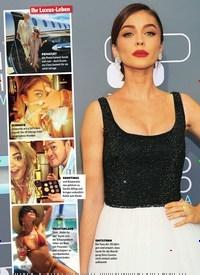 Titelbild der Ausgabe 51/2018 von Ihr Luxus-Leben: SARAH HYLAND: Sie ist ein Geizhals. Zeitschriften als Abo oder epaper bei United Kiosk online kaufen.